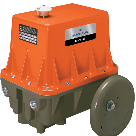 Bettis TorqPlus Electric Valve Actuator