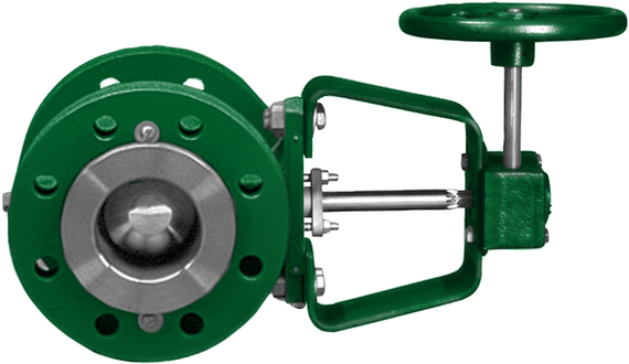 Fisher 1077 Actuator