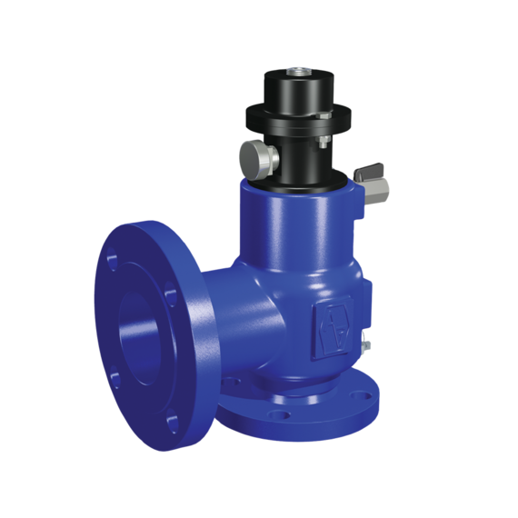 Series MLCPPilot Operated Pressure Relief Valves