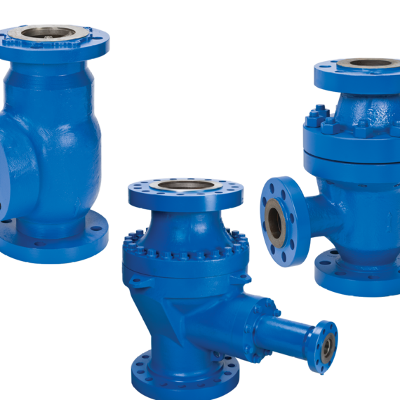 Series 9200, 9100, 5300 and BPR ARC Pump Protection Valves