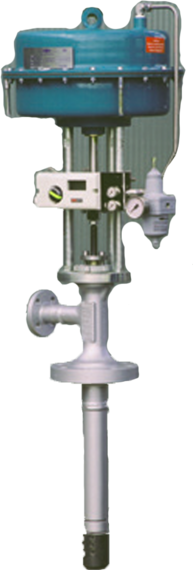 Yarway Narvik Series 4300 Templow Probe Style Variable Nozzle Control Valves