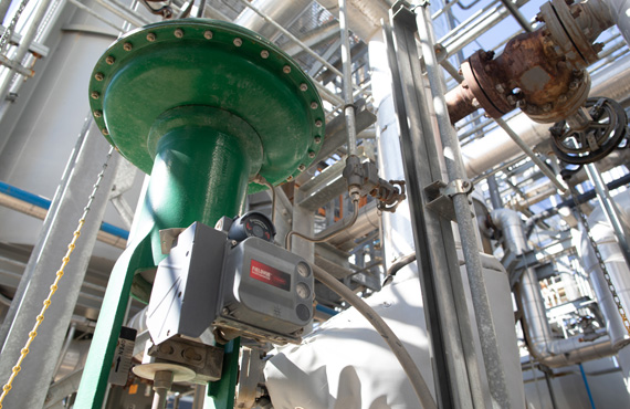 High-cycle applications such as pressure swing adsorption and molecular sieve adsorption are very abusive on control valves.